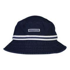 Snapper-Rock---UV-Bucket-Hat-for-kids---Navy-Surf---Blue