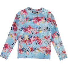 Molo---UV-Swim-shirt-longsleeve-for-girls---Neptune---Coral-Stripe