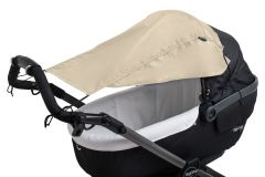 Altabebe---Universal-UV-sun-screen-with-sides-for-strollers---Beige