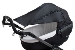 Altabebe---Universal-UV-sun-screen-with-sides-for-strollers---Black