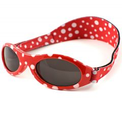 Banz---UV-Protective-Sunglasses-for-kids---Bubzee---Red-Dot