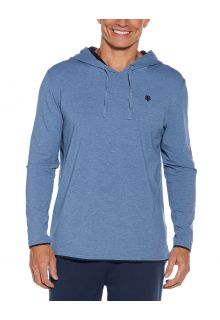 Coolibar---UV-Pullover-Hoodie-for-men---Oasis---Pacific-Blue