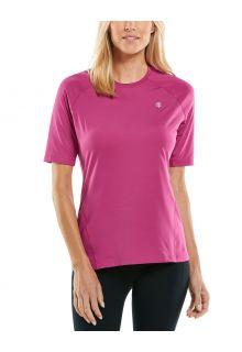 Coolibar---UV-Fitness-Top-for-women---Devi---Rhubarb