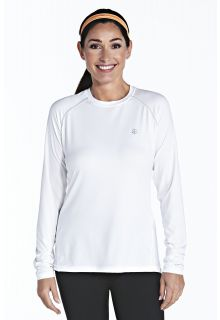 Coolibar---Long-sleeve-UV-Sport-Tee---white