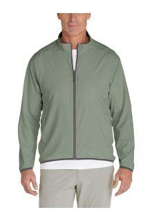 Coolibar---Packable-Sunblock-Jacket-for-men---Arcadia---Olive