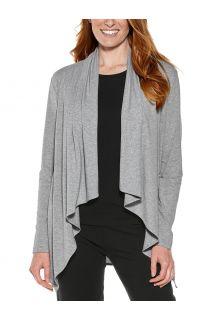 Coolibar---UV-Sun-Wrap-Vest-for-women---Marietas---Grey