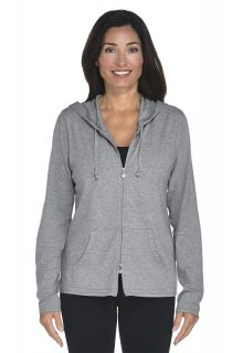 Cowl Neck Pullover - grey - Front