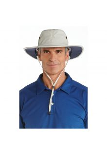 Coolibar---UV-sun-hat-for-men---Beige-/-navy-blue