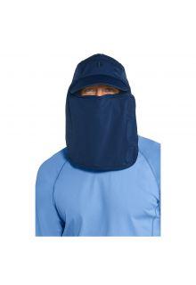 Coolibar---UV-sun-caps-for-men---Face-and-neck-drape---Dark-blue