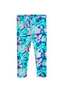 Coolibar---UV-Swim-Legging-for-babies---Wave-Tights---Marlin-Blue-Floral