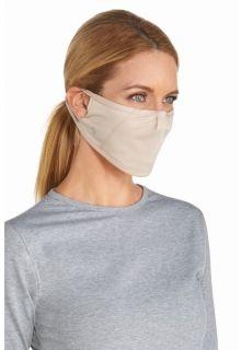 Coolibar---UV-resistant-face-mask---Beige