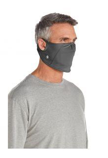 Coolibar---UV-resistant-Mask-for-adults---Blackburn---Charcoal