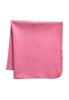 Coolibar---UV-resistant-Sun-Blanket-for-babies---Batibou---Dahlia-Pink