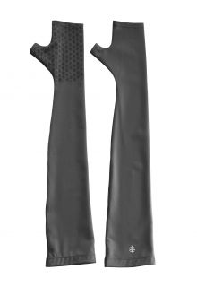 Coolibar---UV-Protection-Sleeves-for-adults---Foraker---Charcoal