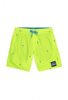 O'Neill---Boys'-Swim-shorts---Mini-Palms---Yellow