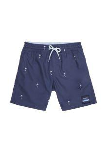O'Neill---Boys'-Swim-shorts---Mini-Palms---Darkblue