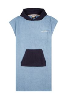 O'Neill---Men's-Hooded-towel---sleeveless---Jack's---Walton-Blue