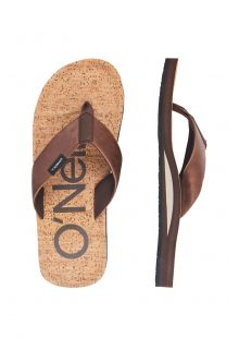 O'Neill---Men's-Flip-flops---Chad-Fabric---Chateau-Beige