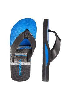 O'Neill---Boys'-Flip-flops---Arch-Print---Blue/Black