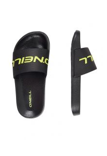 O'Neill---Boys'-Slides---Cali---Black
