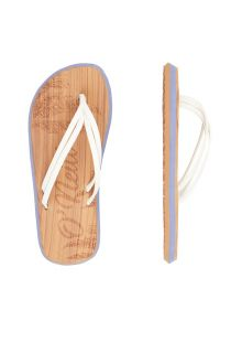 O'Neill---Girls'-Flip-flops---Ditsy---Powder-White