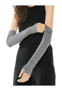 Coolibar---UV-Sun-Sleeves-for-women---LumaLeo---Grey