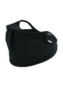 Coolibar---UV-resistant-Face-Mask-for-kids---Blackburn---Black
