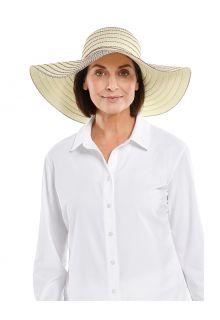 Coolibar---UV-Paper-Stripe-Sun-Hat-for-women---Marlee---Multi