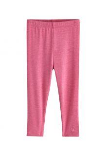 Coolibar---UV-Leggings-for-toddlers---Monterey---Dahlia-Pink