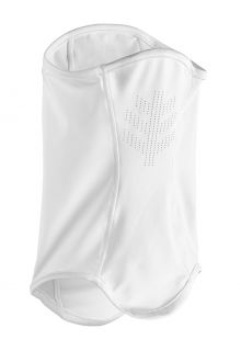 Coolibar---UV-resistant-Sun-Gaiter-for-adults---Abacos---White