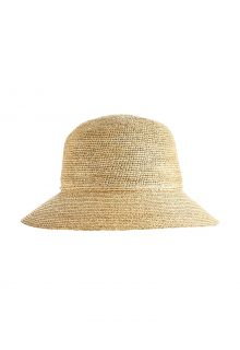 Coolibar---UV-Cloche-Hat-for-women---Carolina-Summer---Natural