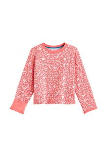 Coolibar---UV-Shirt-for-babies---Longsleeve---LumaLeo---Jungle-Floral