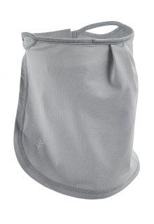Coolibar---UV-resistant-Face-Mask-for-kids---Crestone---Pebble-Grey