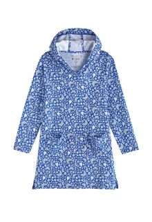 Coolibar---UV-Beach-cover-up-for-girls---Catalina---True-Blue