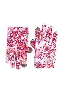 Coolibar---UV-resistant-gloves-for-kids---Y-Gannet---Multicolor-Paisley