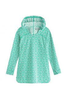 Coolibar---UV-Swim-Dress-for-girls---Seacoast-Cover-Up---Sea-Mint