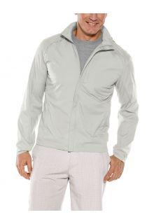 Coolibar---Packable-UV-Summer-Jacket-for-men---Verdon---Ice-Grey