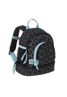 Lässig---Mini-Backpack-Kids---Little-Spookies---Black