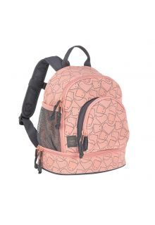 Lässig---Mini-Backpack-Kids---Little-Spookies---Peach