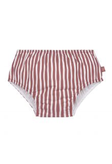 Lässig---Swim-diaper-for-babies---Stripes---Red