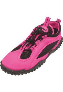 Playshoes---UV-Kids-Beachshoes---Pink-Neon