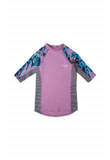 O'Neill---UV-Swim-shirt-for-girls---Longsleeve---Print---Wild-Lavender