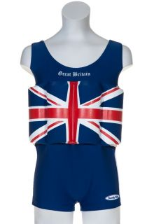 Beverly Kids - UV Floating Swimsuit Kids- Great Britain - 0