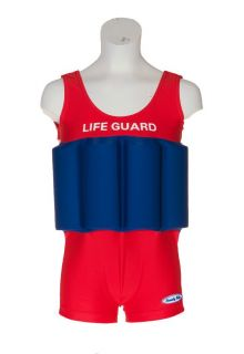 Beverly Kids - UV Floating Swimsuit Kids- Life Guard - 0