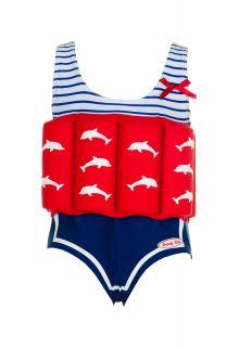 Beverly Kids - UV Floating Swimsuit Kids- Marlene - Front