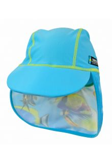 Swimpy---UV-Swim-Cap-Kids---Fish-Turquoise