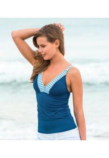 Cabana-Life---UV-resistant-Tankini-Top-for-ladies---Navy