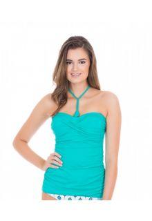 Cabana-Life---UV-resistant-3-ways-Tankini-Top-for-ladies---Turquoise