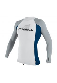 O'Neill - Kids' UV swim shirt long sleeved - multicolor - Front