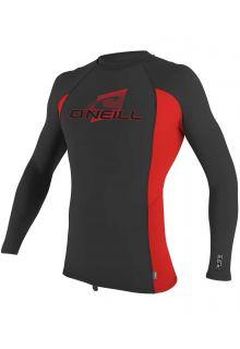 O'Neill---Kids'-UV-shirt---Longsleeve---Premium-Rash---Raven